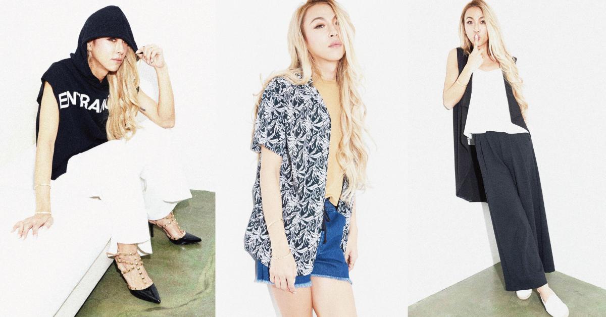 新時代のファッションミューズ「GENKING」が着こなす!大人の最新ジェンダーレススタイル