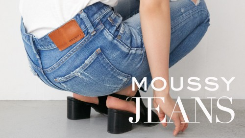 MOUSSY-JEANS