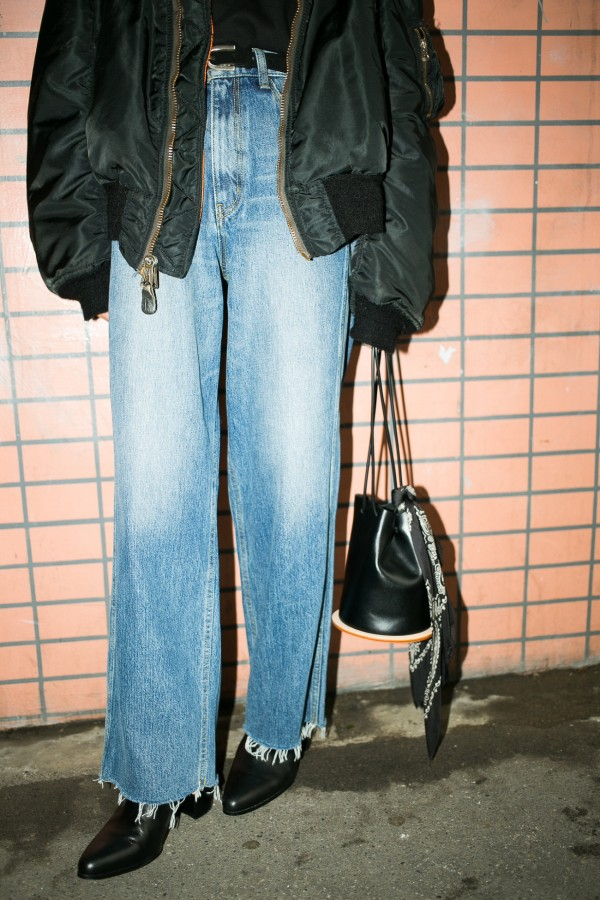 MOUSSY JEANS LOVER AKANE