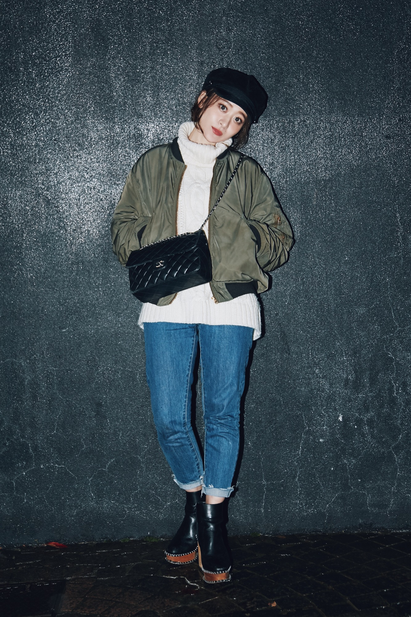 SHELMAG-HOME-難波礼華-MOUSSY