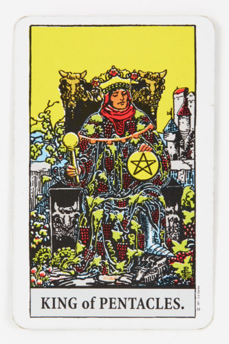 KING of PENTACLES